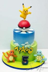 1001 + Ideen fr eine schne Pokemon Torte fr Ihr ...