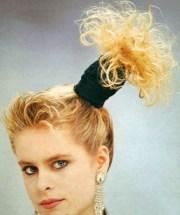 80s clothing - fashionable shame
