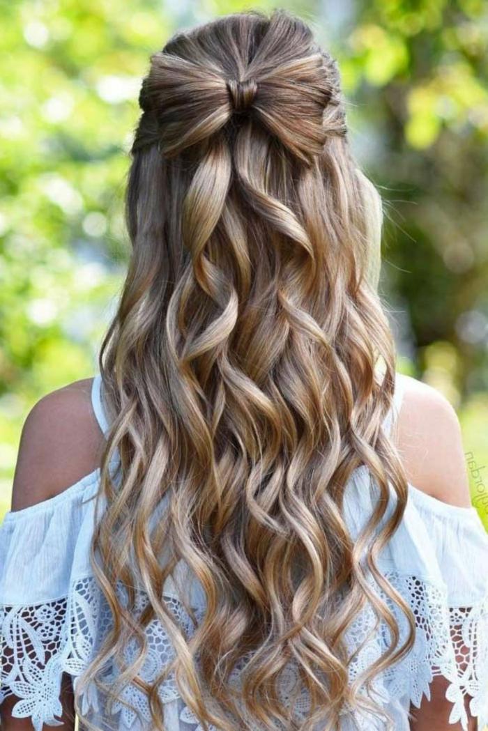 Schoene Frisuren Fuer Lange Haare