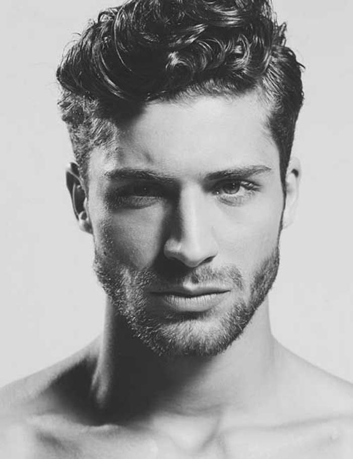 ▷ 79 Beeindruckende Herrenfrisuren Für Lockiges Haar