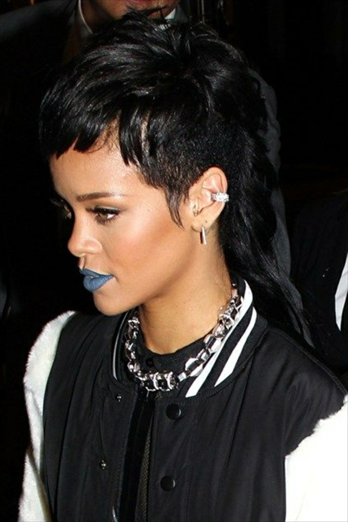 ▷ 1001 Ideen Für Rihanna Frisuren Zum Bewundern Und Nachmachen