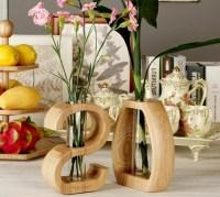 100 + Ideen fr faszinierende Deko aus Holz - Schmuck von ...