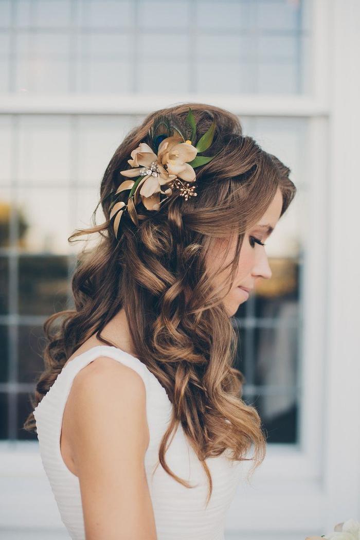 ▷ 90 Ideen Für Brautjungfern Frisuren Zur Inspiration Und Entlehnen