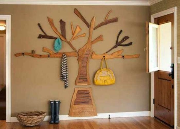 100  Ideen fr faszinierende Deko aus Holz  Schmuck von