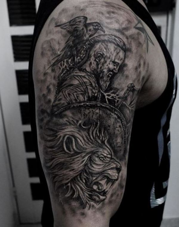 20 Oberarm Mann Tattoos Ideas And Designs