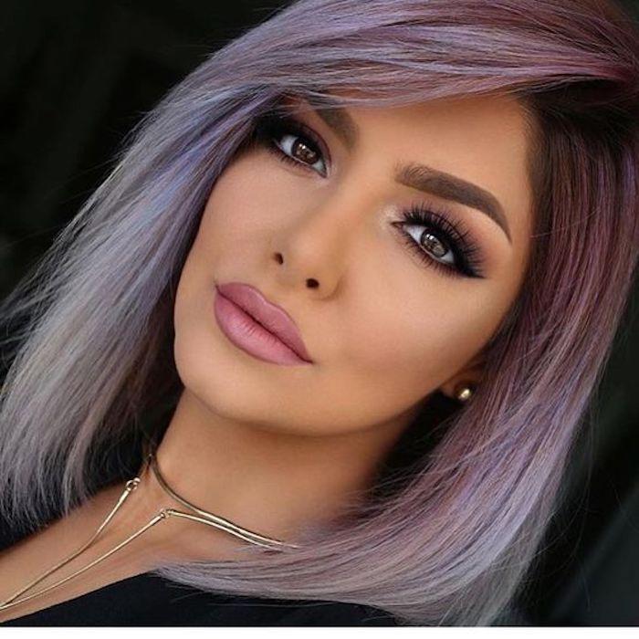 Trendige Frisuren 2018 Moderne Haarschnitte Und Haarfarben Fur