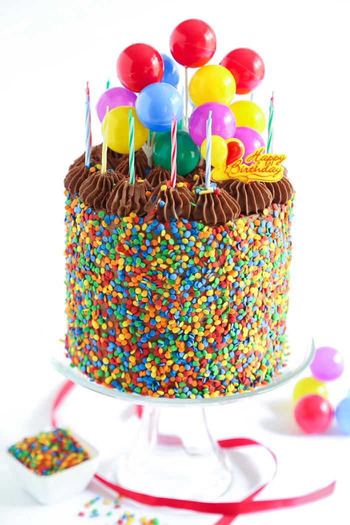 1001 Ideen fr eine kreative Geburtstagstorte