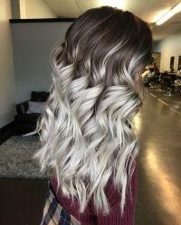 Blonde haare braun farben grau  Moderne mnnliche und ...