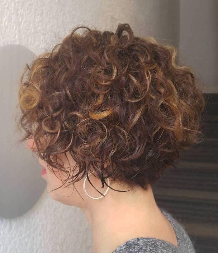 ▷ 1001 Ideen Für Kurzhaarfrisuren Für Lockiges Haar