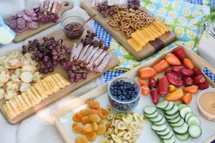 40 wunderbare Ideen zum Thema Picknick  leckere Picknick Rezepte