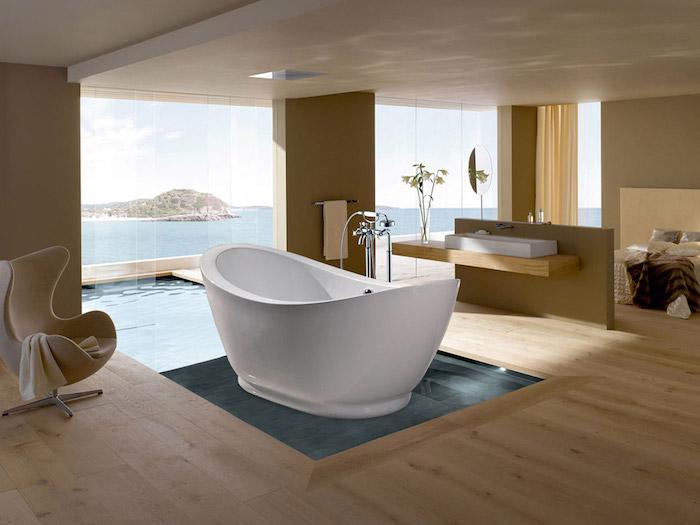 Freistehende Badewanne Badezimmer | Badewanne Kaufen Freistehend