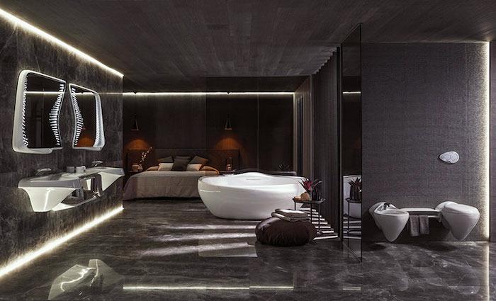 1001 Ideen und Inspirationen fr moderne Badezimmer