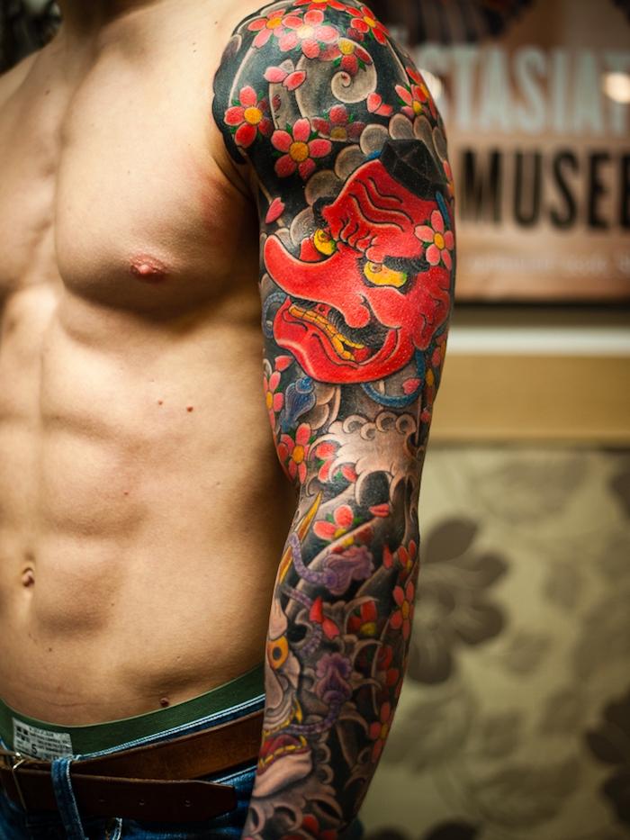 Tattoo Motive Männer Ganzer Arm Hylenmaddawardscom