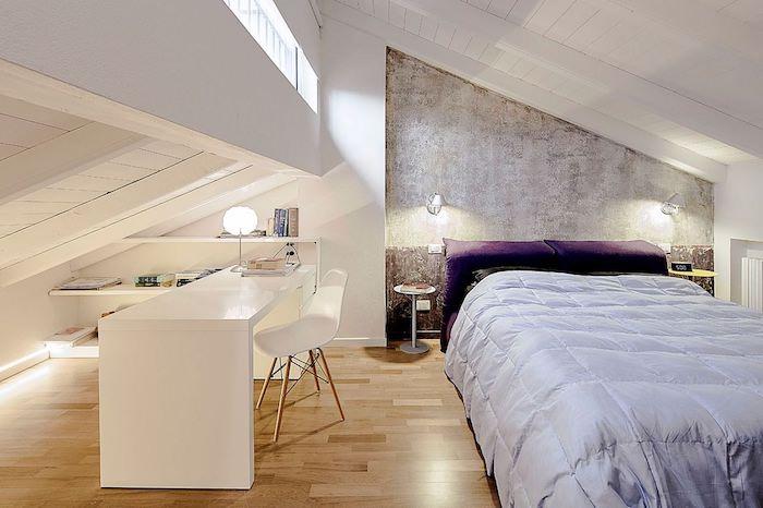 Schlafzimmer In Wei