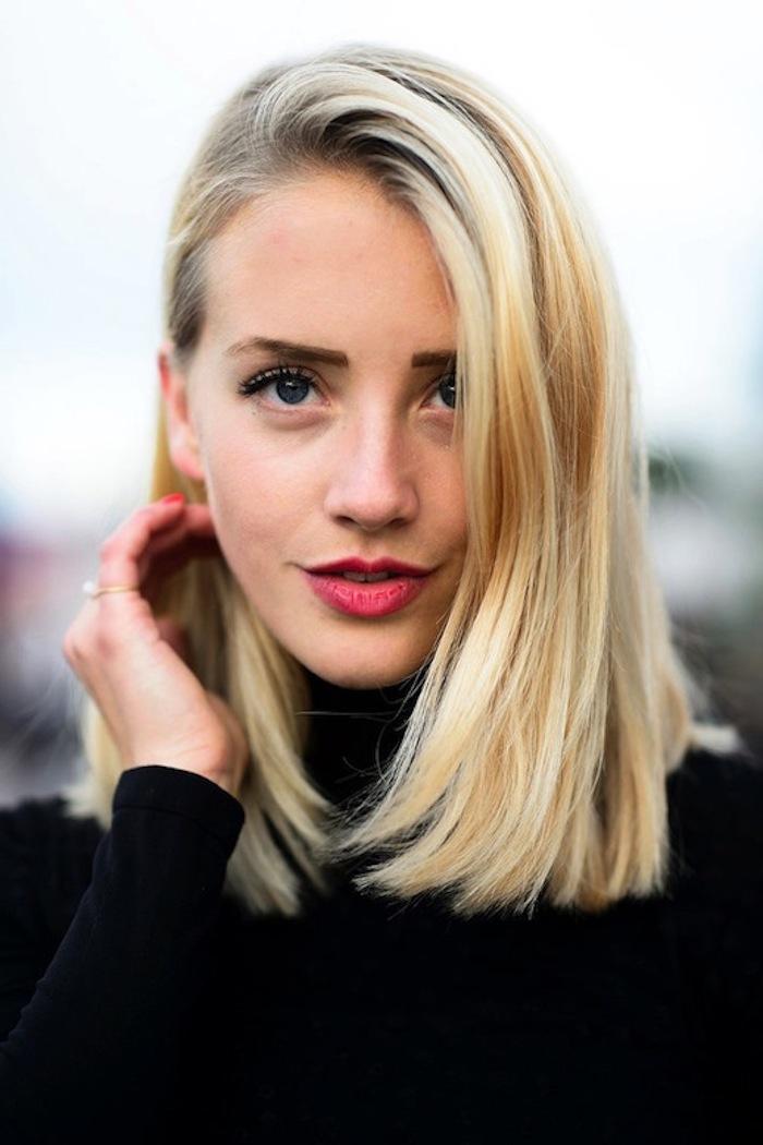 ▷ 1001 Ideen Für Frisuren Für Mittellange Haare Inklusive DIY