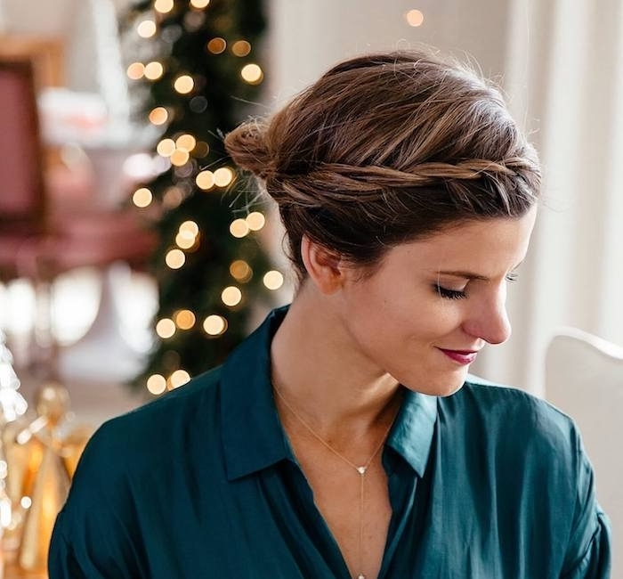 Frisur Anleitung Mittellanges Haar  Friseur