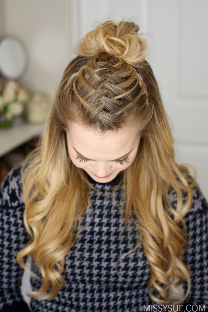 1001 Festliche Frisuren Zum Inspirieren Und Nachstylen Frisur