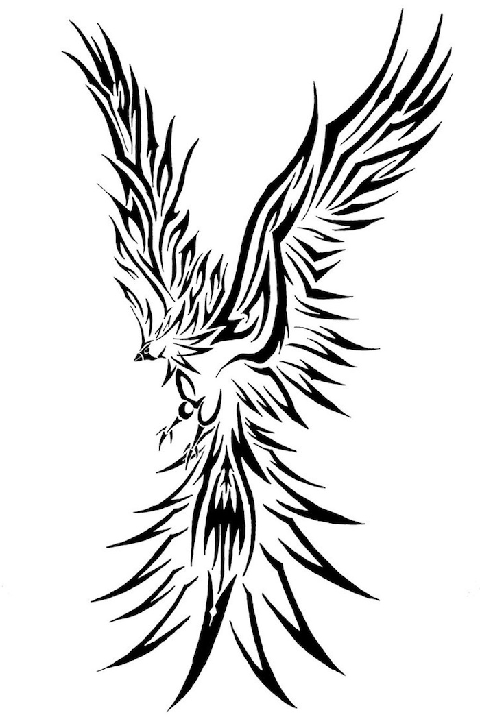 36 pictures and ideas about Phoenix Tattoo