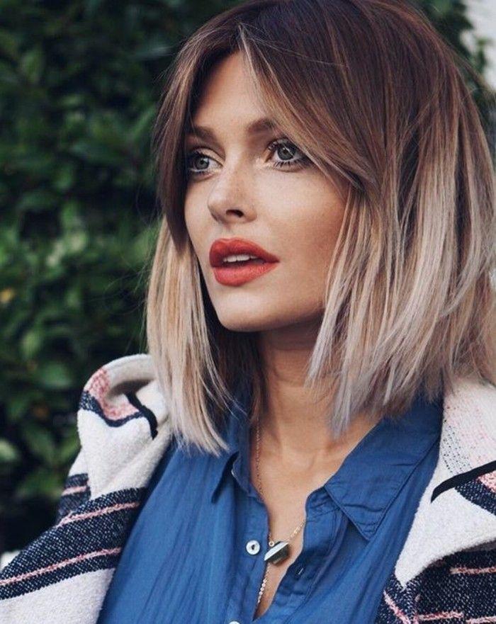 1001 Frisuren Für Dünnes Haar Frisuren Für Feines Haar