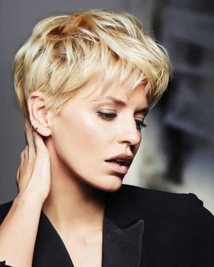 Frisuren Für Kurze Haare Anleitung