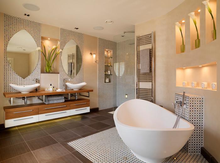 Worauf sollte man bei der Auswahl einer freistehenden Badewanne achten