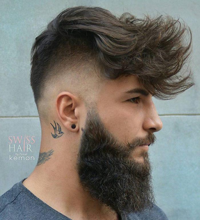 Wikinger frisuren mann  Haarschnitte beliebt in Europa
