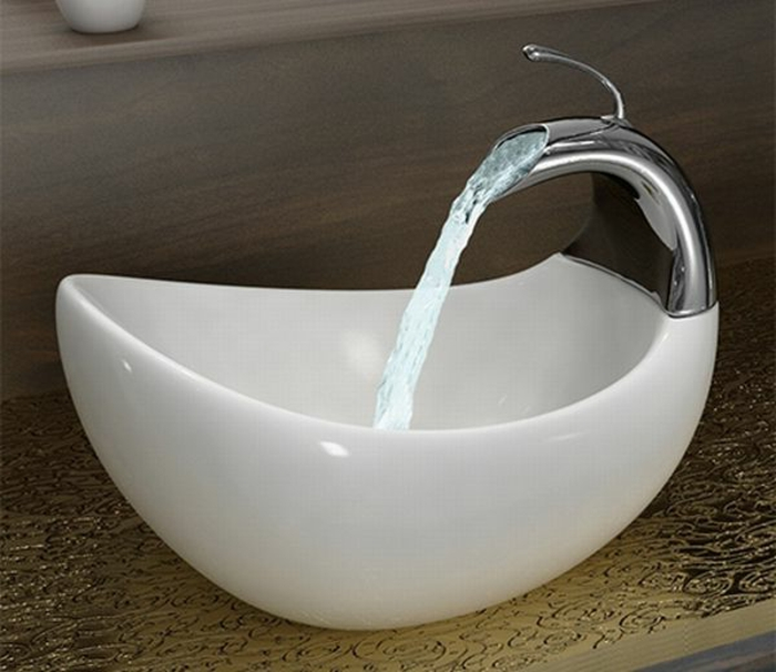 1001  Ideen fr Designer Waschbecken fr Bad und Kche