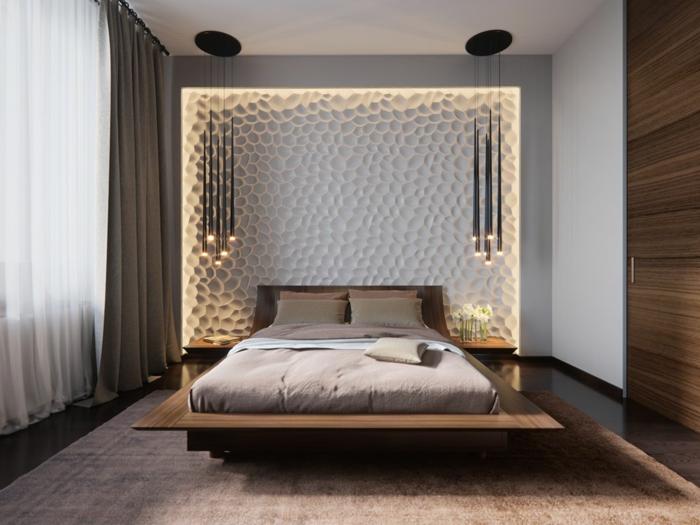 1001  Ideen fr Schlafzimmer modern gestalten