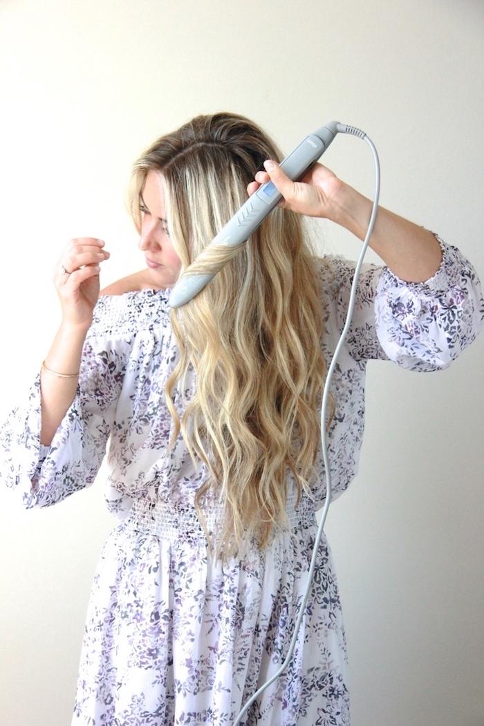 1001  Ideen fr Locken mit Lockenstab  Frisuren zu