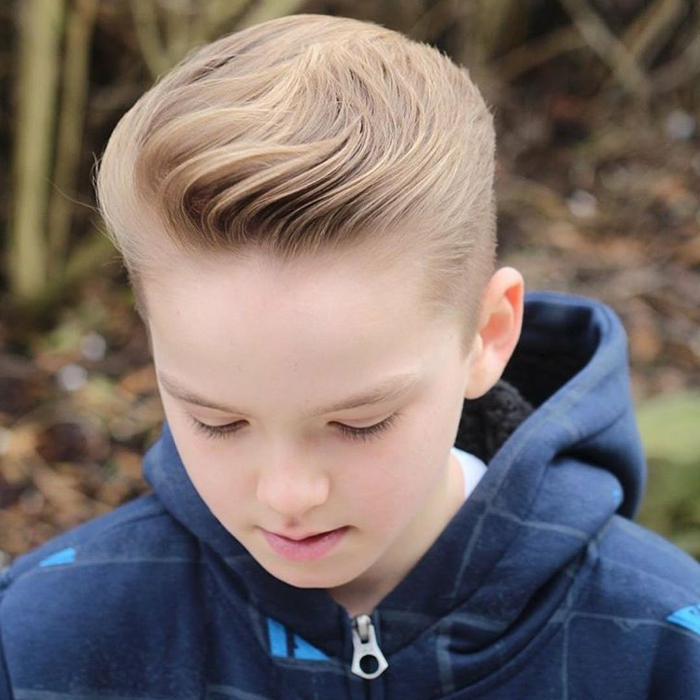 Bilder Von Jungs Frisuren