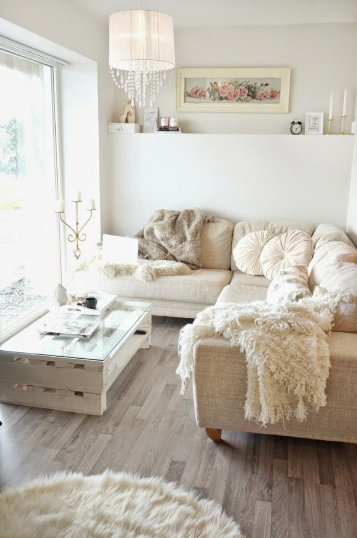 Wohnzimmer Ideen Für Kleine Räume | Kleine Zimmer Einrichten ...