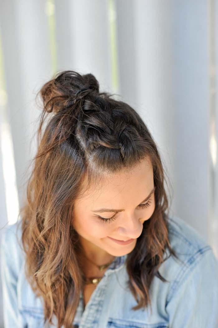 ▷ 1001 Ideen Und Anleitungen Für Moderne Frisuren Mit Locken