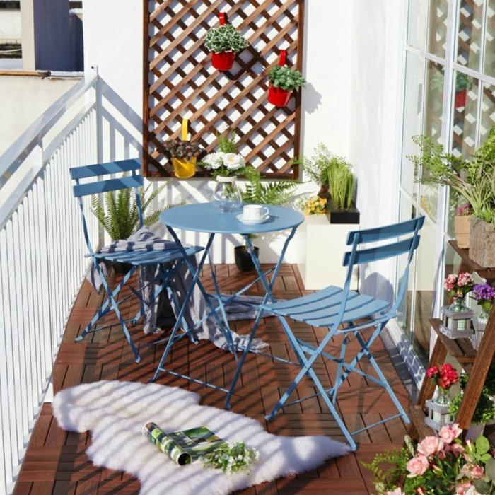 Favorit Lounge Möbel Kleiner Balkon   Sitzplätze Im Garten Modern Und HP05