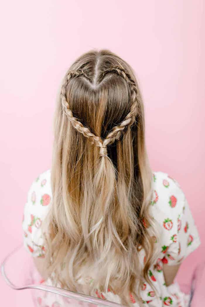 Abiball Frisuren Lange Haare
