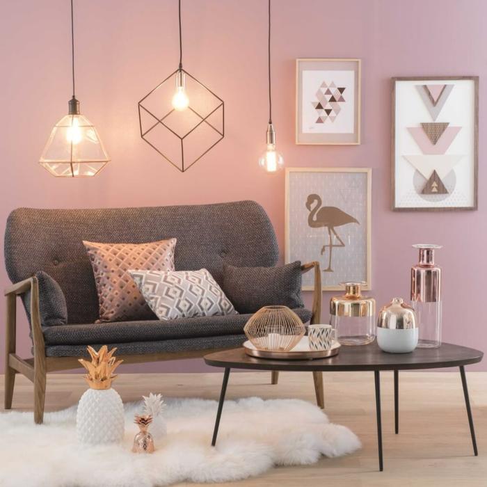 1001  Ideen fr Altrosa Wandfarbe zum Genieen