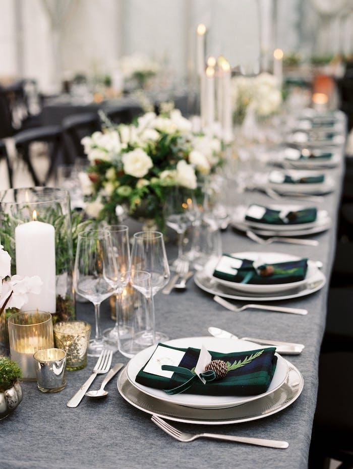 1001  Ideen fr prachtvolle Tischdeko zur Hochzeit nach
