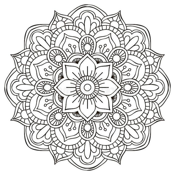 Mandala Vorlagen Zum Ausdrucken Mandala Colouring Youtube