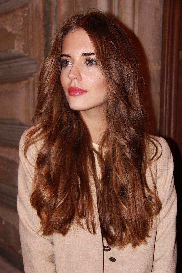 1001  Frisuren und Stylings fr Kupfer Haarfarbe