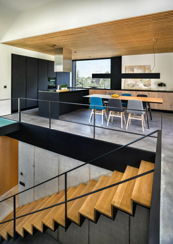 Betonoptik Boden | Rost Optik Und Beton Für Eine Urbane ...