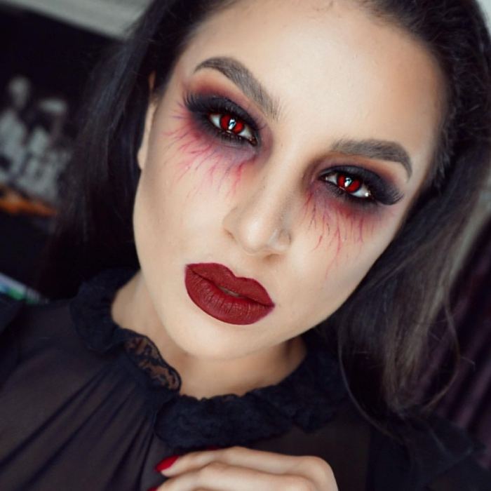 Halloween Ideen Frauen.Totenkopf Schminken Frau Youtube