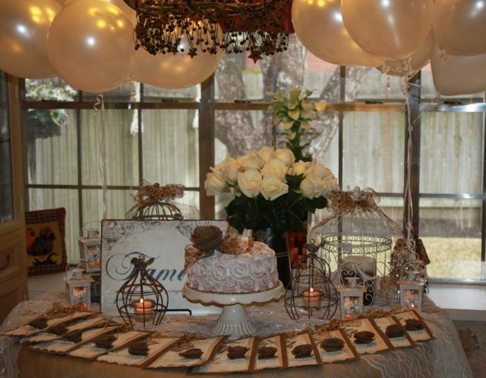 1001  Ideen fr Tischdeko fr Geburtstag zum Inspirieren