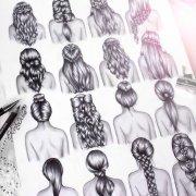 1001 ideen dchen zeichnen