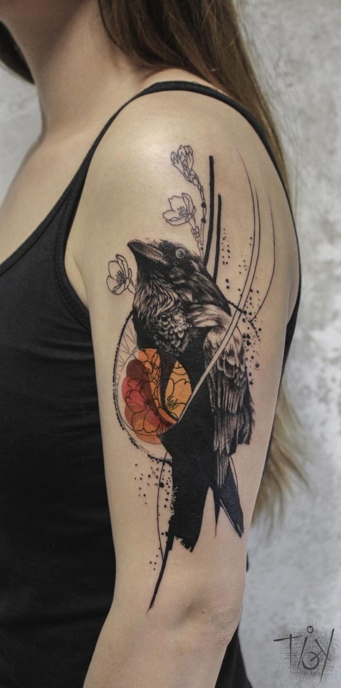 Oberarm Tattoo Für Frauen Tattoo Unterarm Innenseite Vorlagen