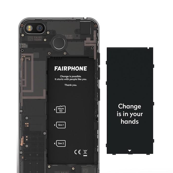 Fairphone 3 - das neue modulare Smartphone mit austauschbaren Bestandteilen
