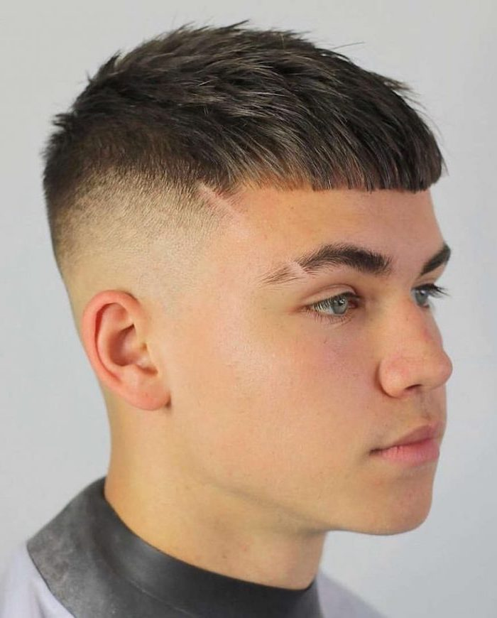 Line Up Haircut White Guy : haircut, white, Ideas, Awesome, Haircuts, Little
