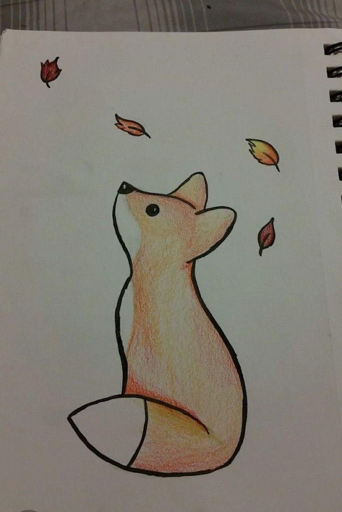 Beautiful Cute Drawings : beautiful, drawings, 1001+, Ideas, Drawings, Improve, Concentration