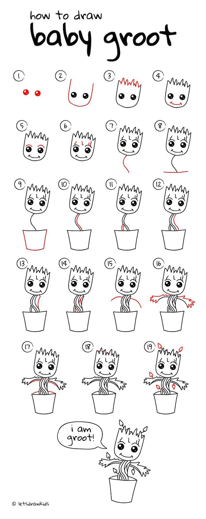 Drawing Ideas For Kids Age 12 : drawing, ideas, 1001+, Ideas, Drawings, Develop, Their, Creativity