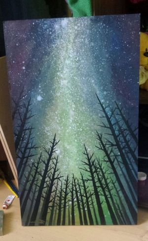 Cool And Easy Acrylic Paintings Painting