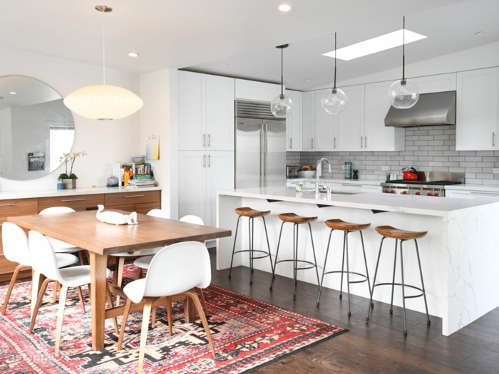 1001 Ideas To Upgrade To A Mid Century Modern Kitchen