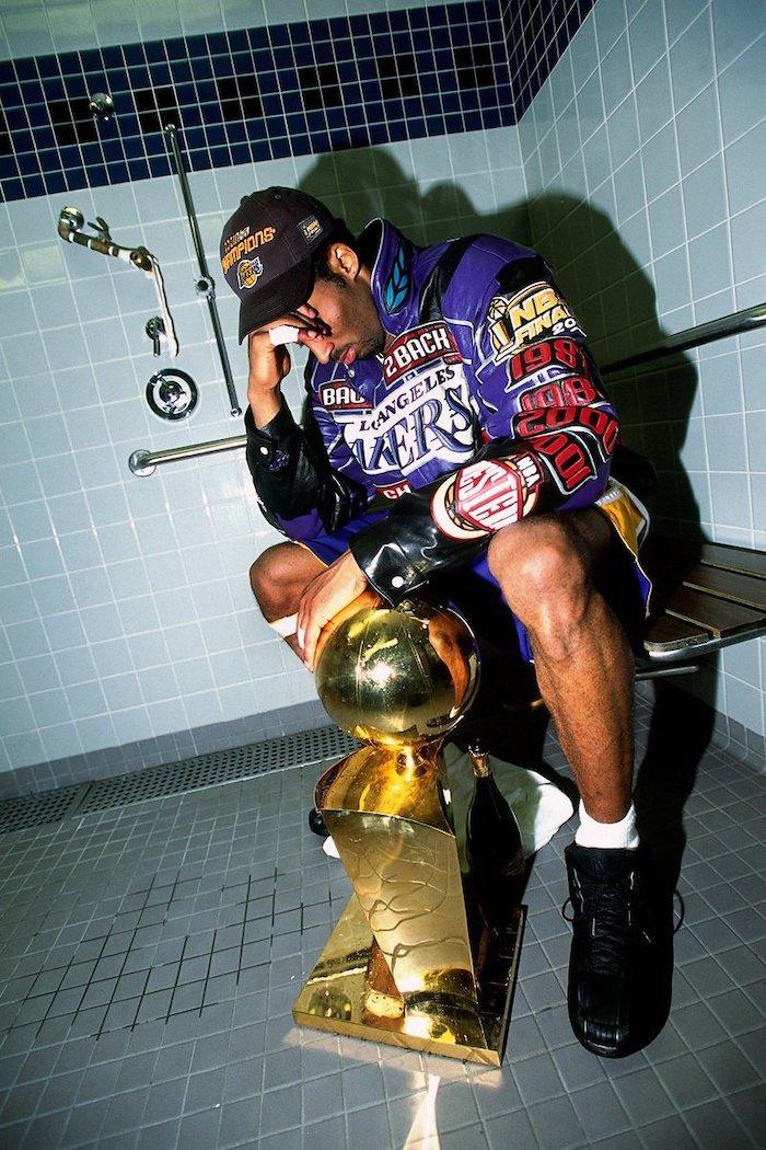 Kobe Bryant Championship Jacket Wallpaper : bryant, championship, jacket, wallpaper, 1001+, Ideas, Bryant, Wallpaper, Honor, Legend